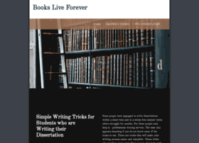 booksliveforever.com