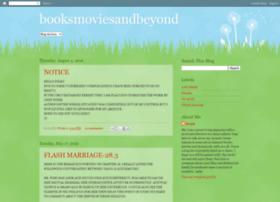 booksmoviesandbeyond.blogspot.de