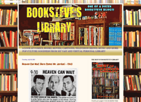 booksteveslibrary.blogspot.com