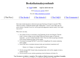 booksthatmakeyoudumb.virgil.gr