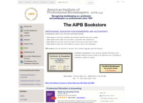 bookstore.aipb.org