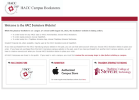 bookstore.hacc.edu
