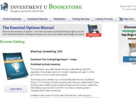 bookstore.investmentu.com