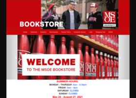 bookstore.msoe.edu