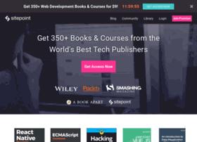 bookstore.sitepoint.com