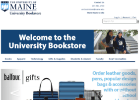 bookstore.umaine.edu