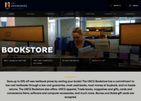 bookstore.uncg.edu