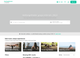bookyogaretreats.com
