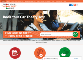 bookyourtheorytestonline.co.uk