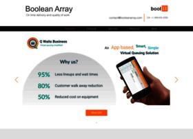 booleanarray.com