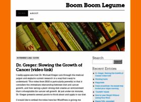 boomboomlegume.wordpress.com
