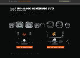 boombox.harley-davidson.com