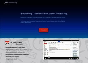 boomerangcalendar.com
