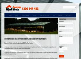 boomersheds.com.au