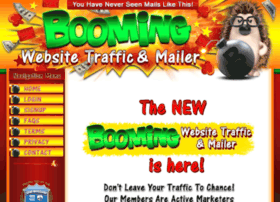 boomingwebsitetraffic.com
