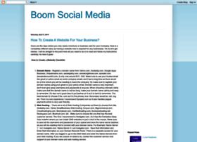 boomsocialmedia.blogspot.com