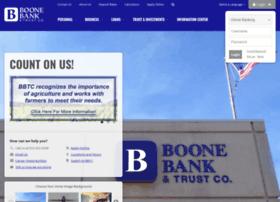 boonebankiowa.com
