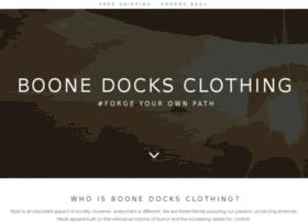 boonedocksclothing.com