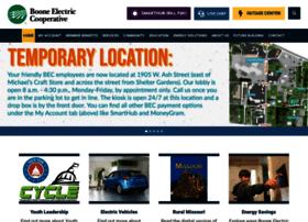 booneelectric.com