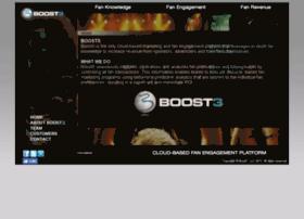 boost-3.com