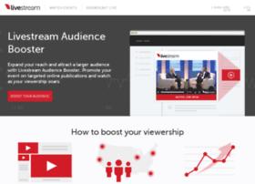 boost.livestream.com