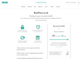 boot-fairs.co.uk