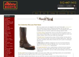bootblog.allensboots.com