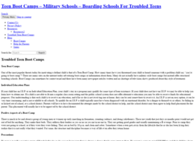 com boot camp for children boot camps for kids military boot camps