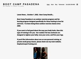 bootcamppasadena.com