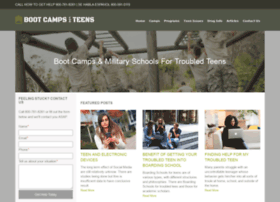 bootcampsforteens.com