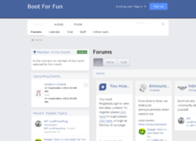 bootforfun.com
