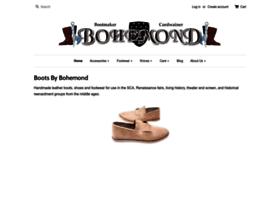bootsbybohemond.net