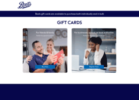 bootsgiftcards.com