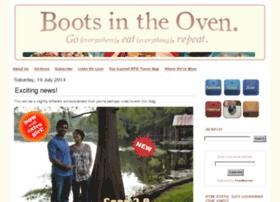 bootsintheoven.com