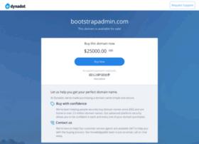 bootstrapadmin.com