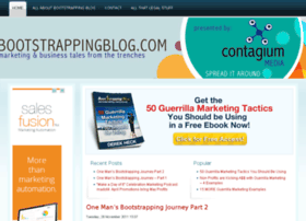 bootstrappingblog.com