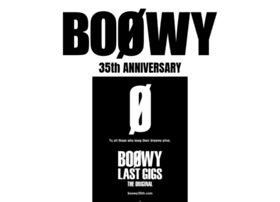 boowy30th.com