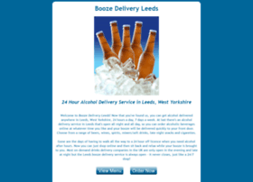 boozedeliveryleeds.co.uk