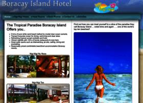boracayislandhotel.com