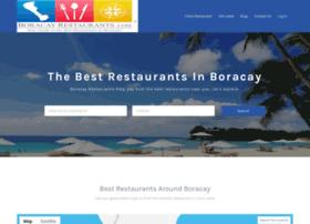 boracayrestaurants.com