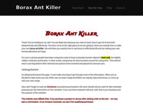 boraxantkiller.com