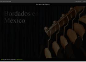 bordadosenmexico.com