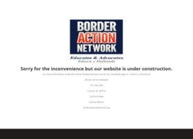 borderaction.org