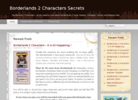 borderlands2characters.com