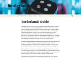 borderlandsguide.com