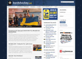 bordshockey.net