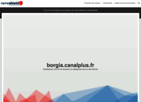 borgia.canalplus.fr