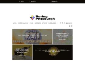 boringpittsburgh.com