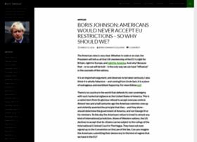 boris-johnson.com