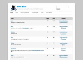 borisbikes.org